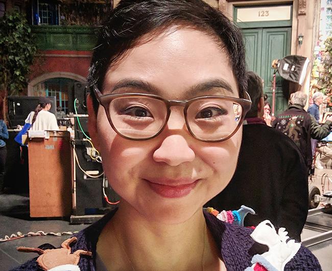 Kathleen Kim puppeteer
